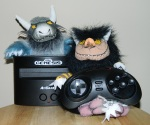 Wild for Sega!