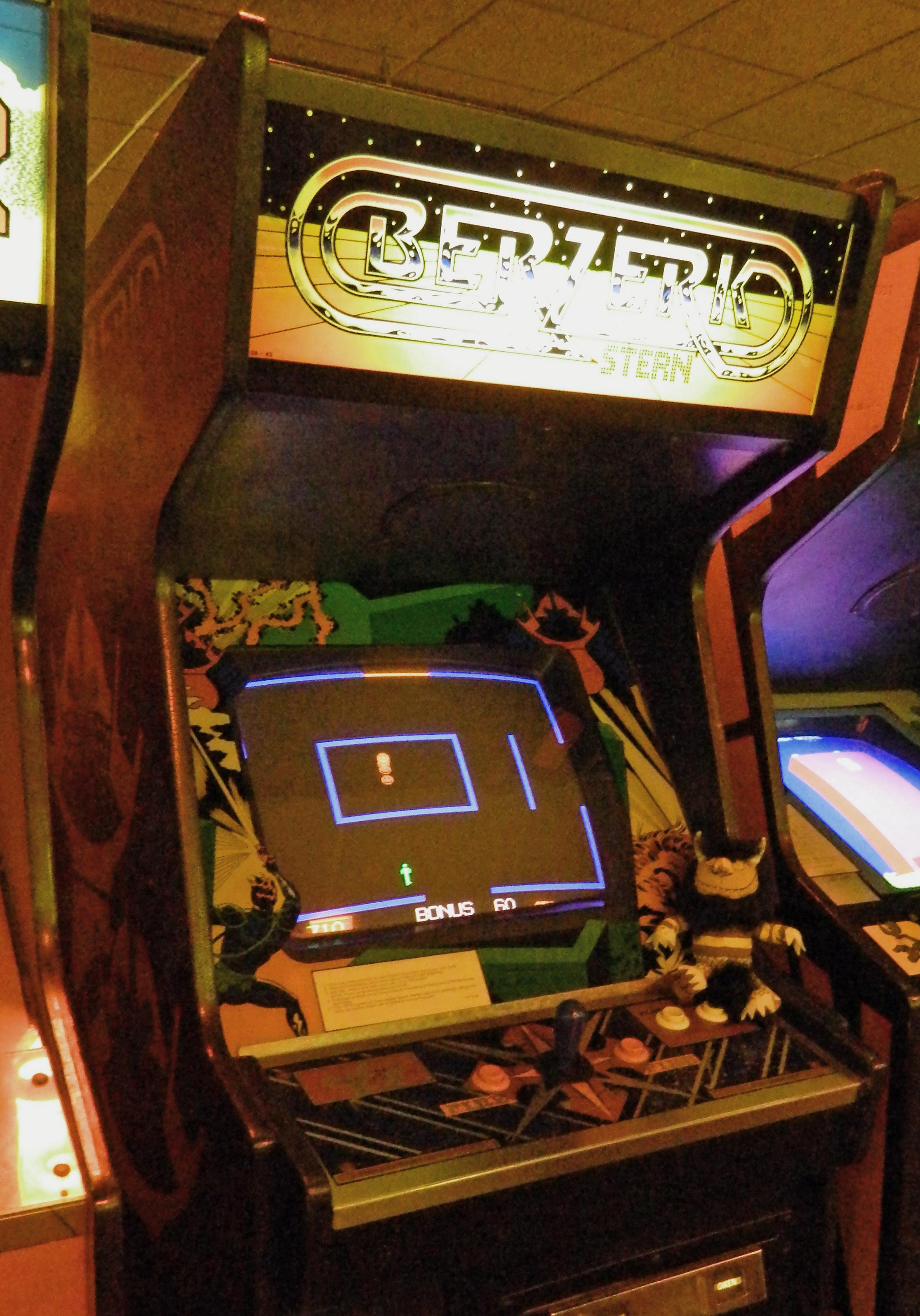 Berzerk and Frenzy… | Retro Game Guy