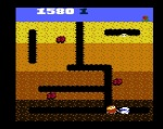 Dig Dug for the 7800