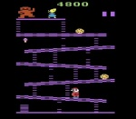Donkey Kong for the Atari 2600